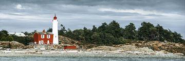 Fort Rodd Hill Fisgard Lighthouse, Victoria