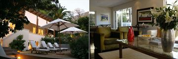 Four Rosmead, Exterior, Sun Loungers and Lounge