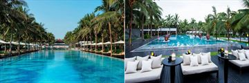 Four Seasons Resort The Nam Hai, Pools