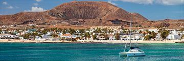 Corralego Town, Fuerteventura