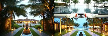 Fusion Maia Resort, Exterior of Resort, Main Pool and Ocean