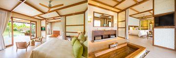 The stunning interiors of Fusion Resort Phu Quoc's villas