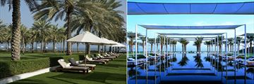 The Chedi - Oman, Gardens and Pool