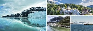 Glacier Bay, Ketchikan, Juneau & Inside Passage, Alaska