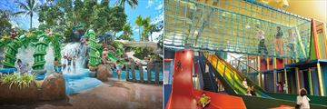 Kids' Facilities at Golden Sands Resort by Shangri-La
