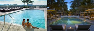 Tranquility Pool and Pool at Grand Beach Hotel Miami