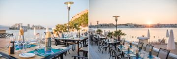 Tiki Restaurant at Grand Hotel Excelsior