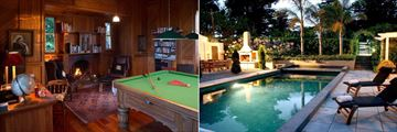 Greenhill Lodge, Billiard Room and Pool