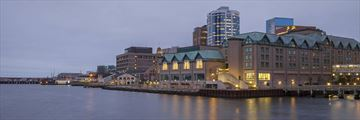 Halifax Marriott Harbourfront Hotel, Exterior