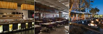 Nobu Sushi Bar, MaryJanes Restaurant and Float Restaurant at Hard Rock Hotel San Diego
