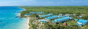 Aerial View of Hilton La Romana Resort & Spa