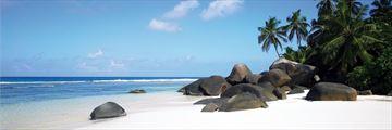 Hilton Seychelles Labriz Resort & Spa, Beach