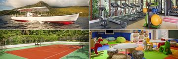 Hilton Seychelles Labriz Resort & Spa, Sunset Cruise, Gym, Kids' Club and Tennis Courts