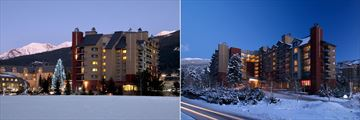 Hilton Whistler Resort & Spa, Exterior