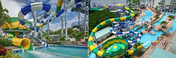 Splash Harbour Water Park at Holiday Inn & Suites Harbourside