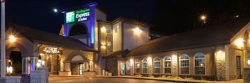 Exterior of Holiday Inn Express Hotel & Suites Keystone