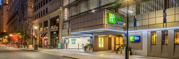 Holiday Inn Express Philadelphia Midtown Hotel, Exterior