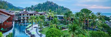 Holiday Inn Resort, Krabi, Aerial View of Resort