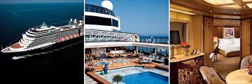 Holland America's Nieuw Cruise Ship