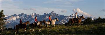 Horseback riding in Cariboo Chilcotin Coast