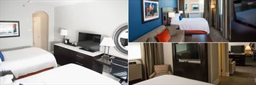 Standard Double, Family Room and One King Bed Suite at Hotel Alex Johnson