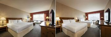 Hotel Gouverneur Place Dupuis, Superior Panoramic Room King Bed and Superior Room Two Double Beds