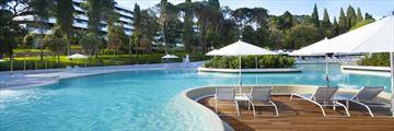 Main pool at Hotel Lone