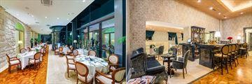 Restaurant Split and Imperial Bar at Hotel Park