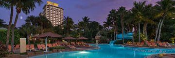 Hyatt Regency Coconut Point Resort & Spa, Adventure Pool and Resort View