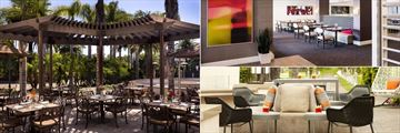Restaurant Terrace, SHOR Restaurant and Bar Terrace Lounge at Hyatt Regency Newport Beach