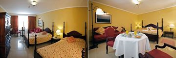 Double Room and Junior Suite at Iberostar Grand Hotel Trinidad