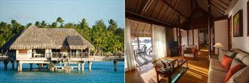 Intercontinental Bora Bora Resort Thalasso Spa, Overwater Villa