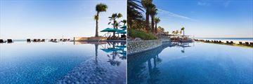 Pool at JA Jebel Ali Beach Resort Hotel