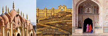 Jaipur's architecture & the Amber Fort