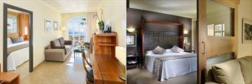Suite and Superior Suite at Hotel Jardines De Nivaria