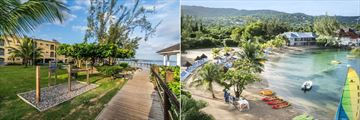 Jewel Paradise Cove Beach Resort & Spa, Fitness Trail, Beach and Watersports