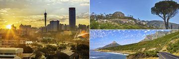 Johannesburg & Panorama Route scenery