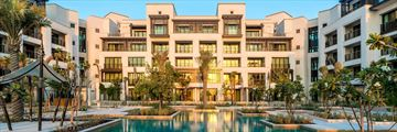 Jumeirah Al Naseem, Madinat Jumeirah, Exterior and Adult Pool