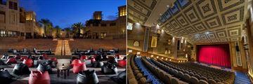 Jumeirah Dar Al Masyaf, Madinat Jumeirah, Amphitheatre and Madinat Theatre