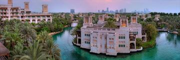 Jumeirah Dar Al Masyaf, Madinat Jumeirah, Exterior and Waterways
