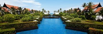 The main pool at JW Marriott Khao Lak
