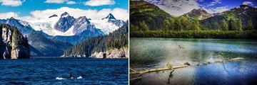 Kanai Fjords Peninsula, Alaska
