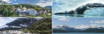 Ketchikan, Glacier Bay, Juneau & Inside Passage, Alaska