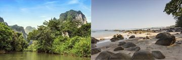 Khao Lak's Forests and Beaches