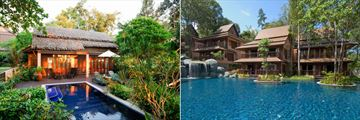 Khao Lak Merlin Resort, One Bedroom Pool Villa and Two Bedroom Pool Villa