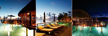 Kia Ora Resort & Spa, Miki Miki Bar and Pool