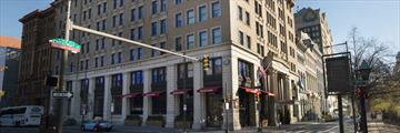 Kimpton Hotel Monaco Philadelphia, Exterior