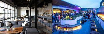 Kimpton Hotel Monaco Philadelphia, Stratus Rooftop Lounge