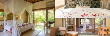 The Forest Suite at Komaneka Ubud Monkey Forest