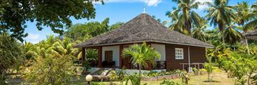 La Digue Island Lodge, L'Union Beach Bungalow
